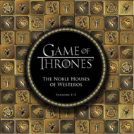 Game of Thrones: The Noble Houses of Westeros (BOK)