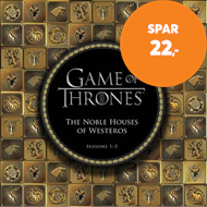 Produktbilde for Game of Thrones: The Noble Houses of Westeros - Seasons 1-5 (BOK)