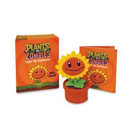 Plants vs. Zombies: Light-Up Sunflower (BOK)