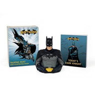 Batman: Talking Bust and Illustrated Book (BOK)
