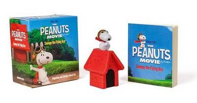Peanuts Movie: Snoopy the Flying Ace (BOK)