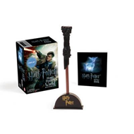 Produktbilde for Harry Potter Wizard's Wand with Sticker Book (BOK)