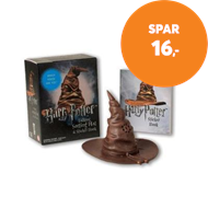Produktbilde for Harry Potter Talking Sorting Hat and Sticker Book (BOK)