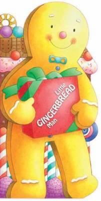 Little Gingerbread Man (BOK)