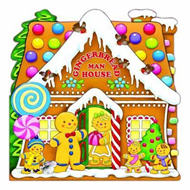 Gingerbread Man House (BOK)