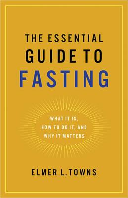 Essential Guide to Fasting (BOK)