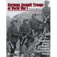 German Assault Troops of World War I (BOK)