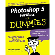 Photoshop 5 for Macs For Dummies (BOK)