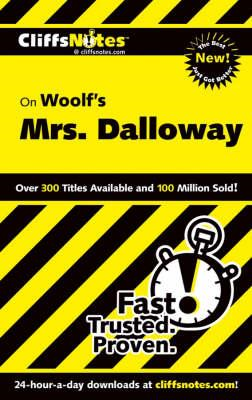 CliffsNotes on Woolf's Mrs. Dalloway (BOK)