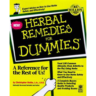 Herbal Remedies For Dummies (BOK)