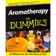 Aromatherapy For Dummies (BOK)
