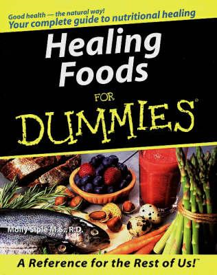Healing Foods For Dummies (BOK)