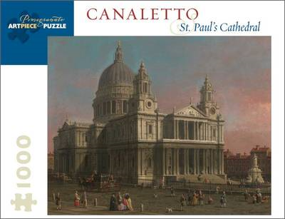 St Pauls Cathedral 1000-Piece (BOK)