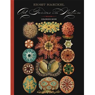 Produktbilde for Ernst Haeckel  Art Forms in Nature Coloring Book (BOK)