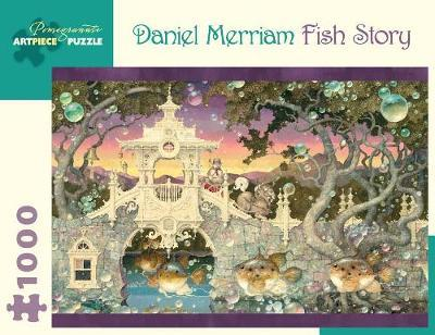 Daniel Merriam Fish Story 1000-Piece Jigsaw Puzzle (BOK)