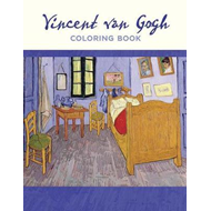 Produktbilde for Vincent Van Gogh Coloring Book (BOK)
