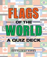 Flags of the World Quiz Deck (BOK)