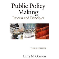 Public Policy Making (BOK)