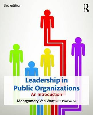Leadership in Public Organizations (BOK)