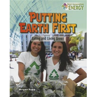 Eating and Living Green (BOK)