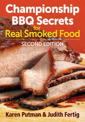 Championship BBQ Secrets for Real Smoked Food (BOK)