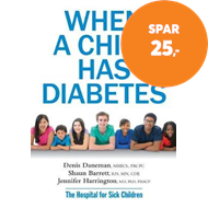 Produktbilde for When a Child Has Diabetes (BOK)
