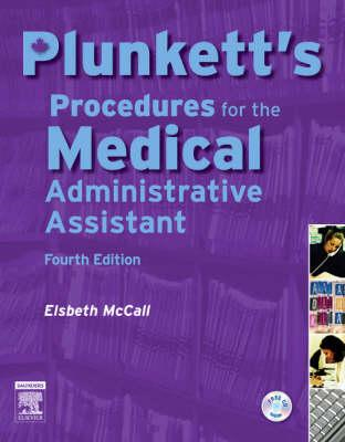 Plunkett's Procedures for the Medical Administrative Assista (BOK)