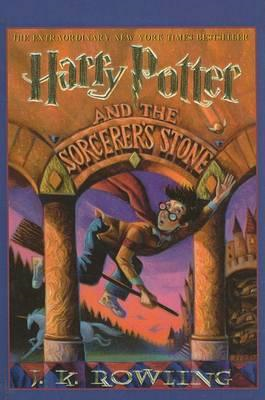 Harry Potter and the Sorcerer's Stone (BOK)