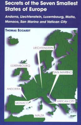 Secrets of the Seven Smallest States of Europe (BOK)