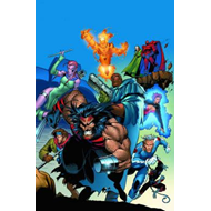X-men: The Complete Age Of Apocalypse Epic - Book 2 (BOK)