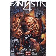 Produktbilde for Fantastic Four Volume 2: Original Sin (BOK)
