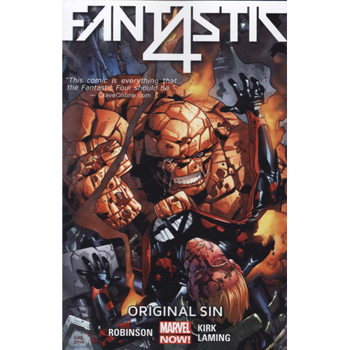 Fantastic Four Volume 2: Original Sin (BOK)