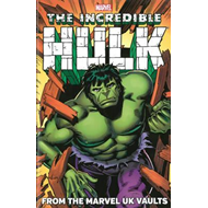 Hulk: From the UK Vaults (BOK)