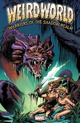 Weirdworld: Warriors of the Shadow Realm (BOK)