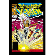 X-Men: Volume 1: Fall of the Mutants (BOK)