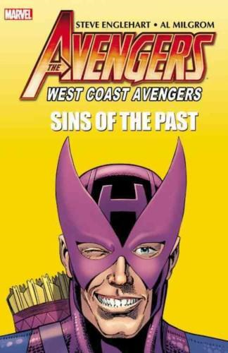 Avengers: West Coast Avengers: Sins of the Past (BOK)