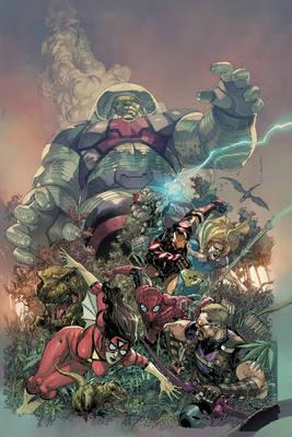 Avengers: Volume 3: (Marvel Now): Infinity Prelude (BOK)