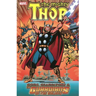 Thor: Gods, Gladiators & the Guardians of the Galaxy (BOK)