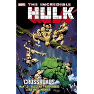 Incredible Hulk: Crossroads (BOK)