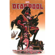 Deadpool By Daniel Way: The Complete Collection Volume 2 (BOK)