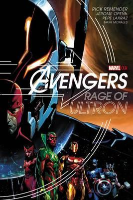 Avengers: Rage Of Ultron (BOK)