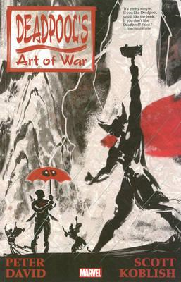 Deadpool's Art Of War (BOK)