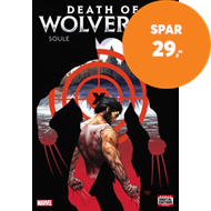 Produktbilde for Death Of Wolverine (BOK)