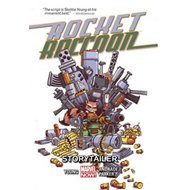 Rocket Raccoon Vol. 2: Storytailer (BOK)