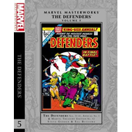 Marvel Masterworks: the Defenders Volume 5 (BOK)