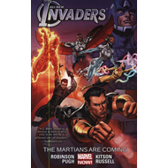 Produktbilde for All-new Invaders Volume 3: The Martians Are Coming (BOK)