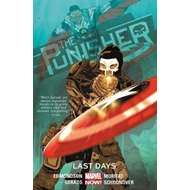Punisher, The Volume 3: Last Days (BOK)