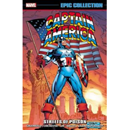 Captain America Epic Collection: Streets Of Poison (BOK)