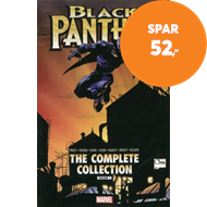 Produktbilde for Black Panther By Christopher Priest: The Complete Collection Volume 1 (BOK)