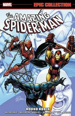 Amazing Spider-Man Epic Collection (BOK)